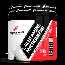 L-Glutamina (500g) BodyAction
