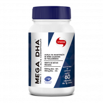 Mega DHA (60caps) Vitafor