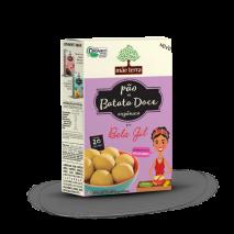 Pão de Batata Doce Orgânico Bela Gil (300g) Mãe Terra