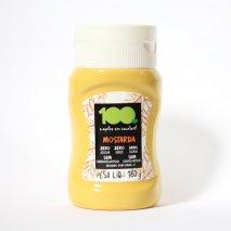 Mostarda Zero (180g) 100 Foods