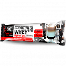 Command Whey Bar (Unidade-45g) Military Trail