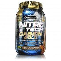 Nitro Tech Casein Gold (1133g) MuscleTech