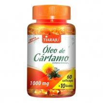 Óleo de Cartamo 1000mg (70Caps) Tiaraju