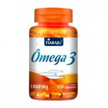 Ômega 3 1000 mg (120Caps) Tiaraju