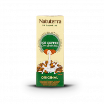 Café Gelado Com Amêndoa (200ml) Natuterra