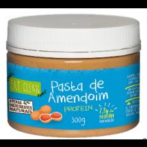 Pasta de Amendoim Protein (300g) Eat Clean