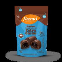 Bombom Recheado (6unid-15g) Flormel-Extra Cacau - 50%