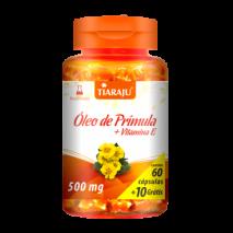 Óleo de Prímula + Vitamina E 500mg (70Caps) Tiaraju