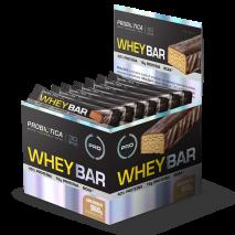 Whey Bar (24unid-40g) Probiótica