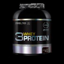 3 Whey Protein (2000g) Probiótica