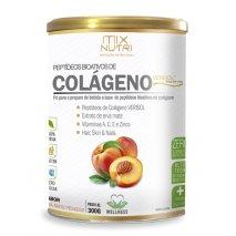 Colágeno Verisol com Vitaminas Sabor Pêssego (300g) Mix Nutri