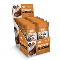 Protein Almonds (12unid-43g) Optimum Nutrition