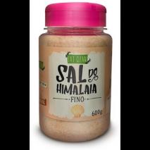 Sal Rosa Fino do Himalaia (600g) Eat Clean