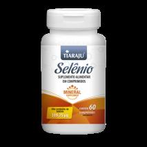 Selênio 250mg (60Caps) Tiaraju