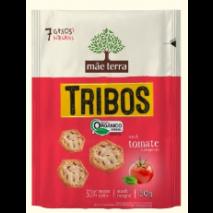 Snack Tribos Tomate e Manjericão (50g) Mãe Terra - 40% OFF