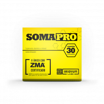 Soma Pro ZMA (30comps) Iridium