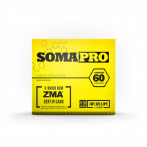 Soma Pro ZMA (60comps) Iridium