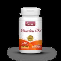 Vitamina B12 (60caps) Tiaraju