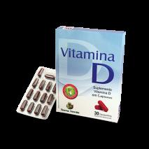 Vitamina D (30caps) Terra Verde