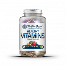 Healthy Vitamins (90caps) The One Supps