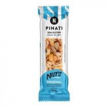 Barra Pinati Nuts Original (unidade-30g) Super Saude