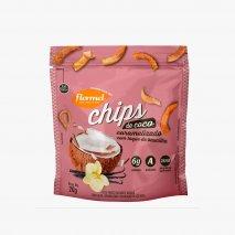 Chips de Coco Caramelizado 20g Flormel