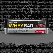 Whey Bar (Unidade-40g) Probiótica