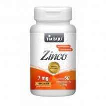 Zinco (29,59mcg (60comp) Tiaraju