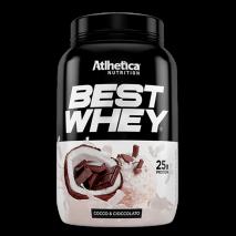Best Whey (450g) Atlhetica Nutrition-Cocco Cioccolato
