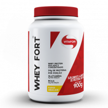Whey Fort (900g) Vitafor-Abacaxi