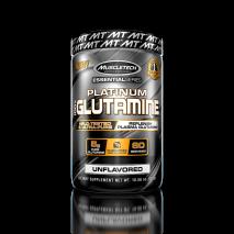 Platinum 100% Glutamina (300g) MuscleTech