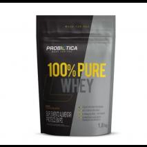 100% Pure Whey Refil (1800g) Probiótica