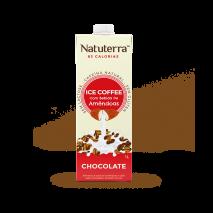 Café Gelado Com Bebida de Amêndoas (1000ml) Natuterra-Chocolate - 40% OFF