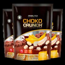 3W Choko Crunch Whey Protein Shake (3x 555g) Probiótica