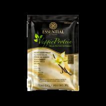 Veggie Protein (Sachê-30g) Essential Nutrition-Baunilha