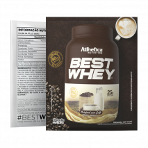 Best Whey (Sachê-35g) Atlhetica Nutrition