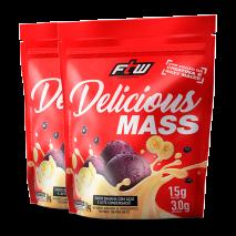 Delicious Mass (2x3kg) FTW