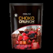 3w Choko Crunch Whey Protein Shake (555g) Probiótica-Chocolate com Frutas Vermelhas