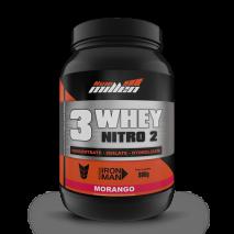 Whey 3W NitrO2 (900g) New Millen