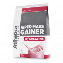 Hiper Mass Gainer (3000g) Atlhetica Nutrition