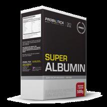 Super Albumin (500g) Probiótica -Morango com Banana