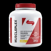 Muscle Plex (2000g) Vitafor-Banana