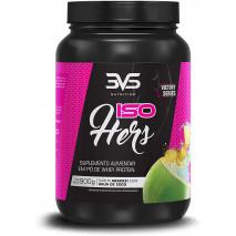 Iso Hers (900g) 3VS-Abacaxi com Água de coco - 40% OFF