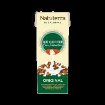 Café Gelado Com Bebida de Amêndoas (1000ml) Natuterra-Original