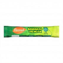 Bananada Cremosa Zero (Unidade-22g) Flormel
