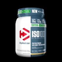 ISO 100 - 100% Hidrolyzed Stevia (1.6lb/726g) Dymatize