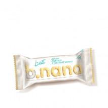 B.nana Coco com Chocolate Branco (Unidade-35g) B-Eat