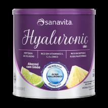 Hyaluronic Skin (270g) Sanavita-Abacaxi com Limão