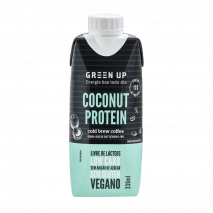 Cold Brew Coconut Protein (330ml) Green Up - 40% OFF