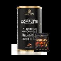 Feel Complete (547g) Essential Nutrition + Journey Mediterranean Cracker (25g) Grátis